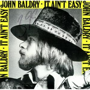 """Long John Baldry """"It Ain't Easy"""""""