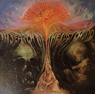 "Moody Blues ""In Search of the Lost Chord"""