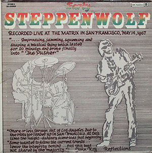 """Early Steppenwolf"""