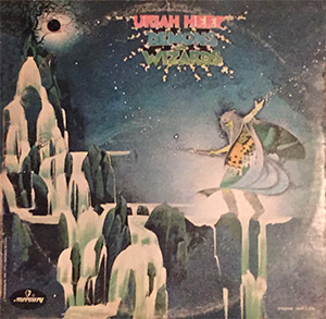 "Uriah Heep ""Demons and Wizards"""