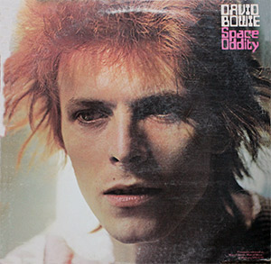 "David Bowie ""Space Oddity"""