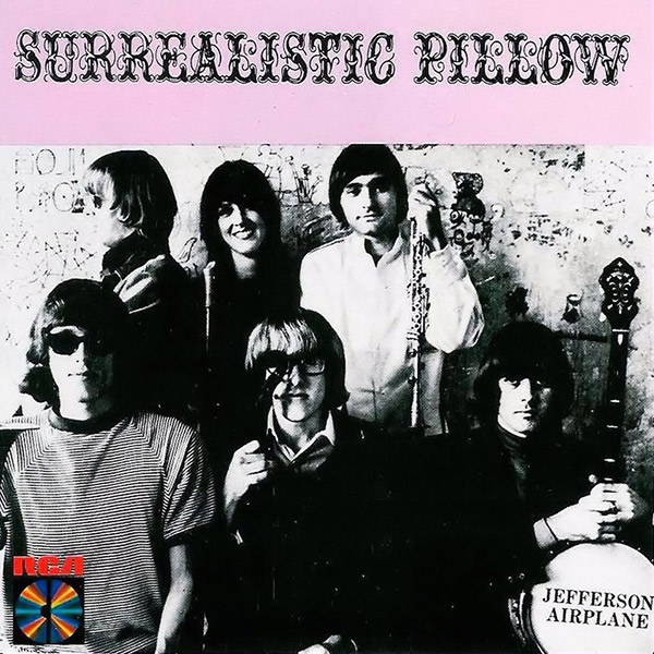 "Jefferson Airplane ""Surrealistic-Pillow"""