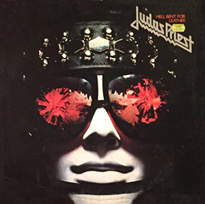 "Judas Priest ""Hell Bent For Leather"""